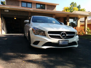 Lease takeover: 2015 Mercedes-Benz CL-Class 250 Sedan
