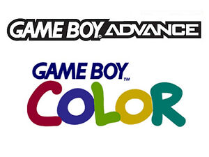 Gameboy GBA GBC — Games - Adapters - Accessories