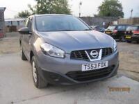 Nissan Qashqai 1.5dCi Puredrive 2WD Visia