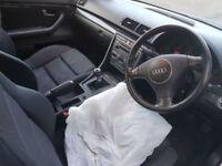 2004 Audi A4 Avant 1.8T Limited Edition 163 BHP PETROL SPORTS TOURER ESTATE 112K