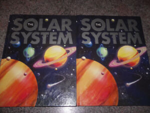 The Solar System - 2 new copies for $5