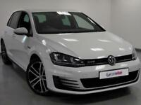 2016 Volkswagen Golf 2.0 TDI 184 GTD 5dr Diesel white Manual