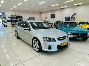 2008 Holden Commodore VE MY09 SS-V Silver 6 Speed Automatic Sportswagon Carss Park Kogarah Area Preview
