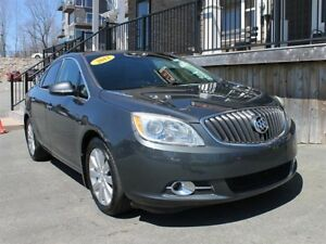 2012 Buick Verano / 2.4L I4 / Auto / FWD **Leather/Low KMs**