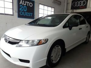 Honda Civic Sdn 4dr Man DX-G 2010