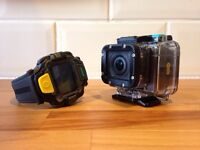 EE 4g action cam 13mp had action cam still boxed inc uk postage