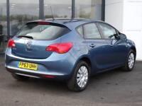 2013 Vauxhall Astra 1.3 CDTi ecoFLEX 16v Design 5dr