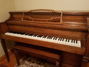 Piano For Sale: Used Kohler and Campbell Upright