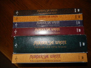 Murder She Wrote - DVD collection