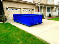 10 YARD BIN RENTAL $299 flat rate No weight fee's!!!