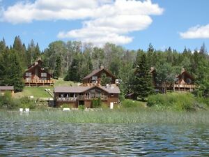 Roche Lake Chalet for Sale