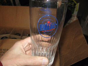 Labatt's Blue Beer Glasses