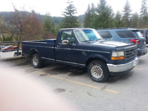 1993 Ford F-150 xl Pickup Truck