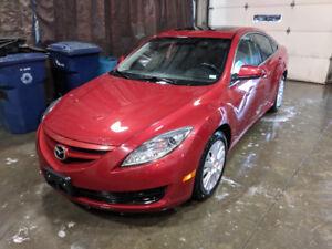 2010 Mazda Mazda6 GS Berline