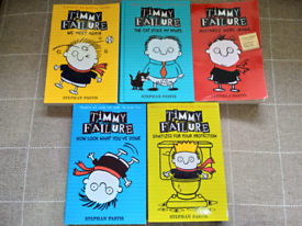 Timmy Failure Childrens Book Set - like Diary of a Wimpy Kid