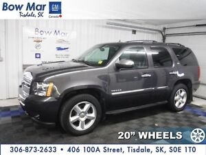"""2010 Chevrolet Tahoe 1500 4WD LTZ-*HEATED/COOLED SEATS*20""""RIMS"""