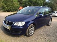 Volkswagen TOURAN 2.0 Tdi FULL SERVICE HISTORY !!!