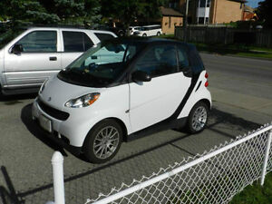 2010 Smart Fortwo Passion - 50,000 kms MINT