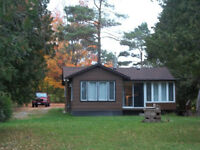 Year round cottage on Chemong lake