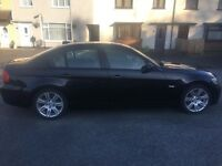 bmw 320d (not golf ford 306 vw)