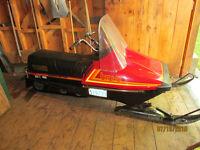 Antique Snowmobile For Sale