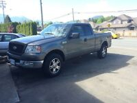 04 F150 4x4 loaded. May trade for 3/4-1ton