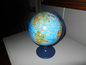 Small earth globe West Island Greater Montréal image 2