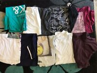 Job lot men's tshirts. Various brands small / medium