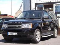 2008 Land Rover Range Rover Sport 2.7 TD V6 HSE 5dr 5 door SUV
