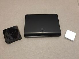 Sky+ HD 500gb box, Router & Wifi extender