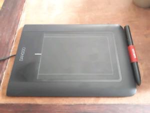 Wacom Bamboo USB Tablet CTL-460