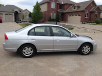 :: WOW! 2001 Honda Civic Sedan ::