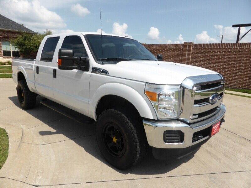 2016 Ford Super Duty F-250 4WD Crew Cab 156 XLT
