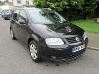 2004 VOLKSWAGEN TOURAN 2.0TDI SPORT MANUAL DIESEL 6 SPEED 7 SEATS
