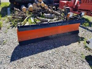 9 Foot Arctic Plow + Lights and Mount