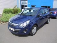 Vauxhall/Opel Corsa 1.3CDTi 16v ( 75ps ) ecoFLEX ( s/s ) ( a/c ) 2012.5MY S
