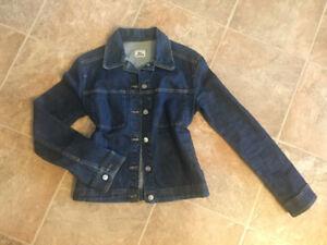 Jacket en jeans LACOSTE 34-small