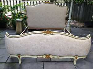 antique french Louis XV bed