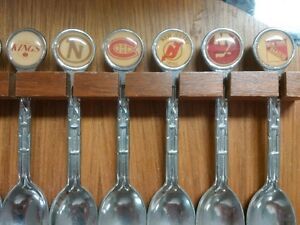 1979 Prism NHL Collector Spoons Prince George British Columbia image 5