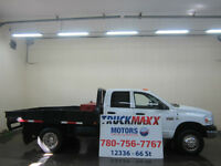 2009 Dodge Power Ram 3500 SLT Quad Cab With Deck Edmonton Edmonton Area Preview