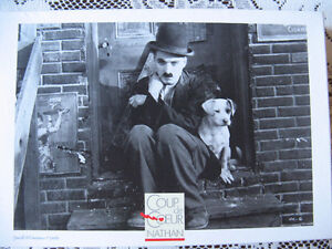 2 puzzles CHARLIE CHAPLIN