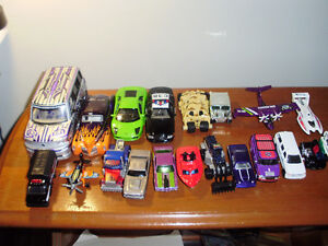 20 Die Cast Metal Cars for Sale in various sizes for sale