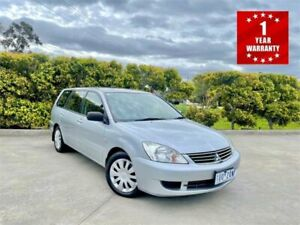 2006 Mitsubishi Lancer CH MY06 ES Silver 5 Speed Manual Wagon Mordialloc Kingston Area Preview