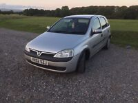 Vauxhall Corsa 1.7 di spares and repairs