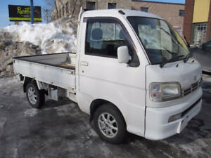 2002 Daihatsu Hijet Kei Car Pick uP Truck