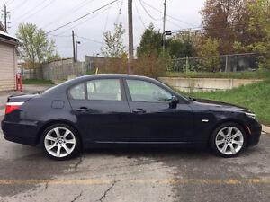 2008 BMW 5-Series 535xi Sedan