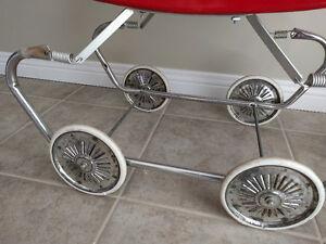 Vintage Gendron Toy Baby Carriage Kitchener / Waterloo Kitchener Area image 3