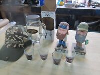 DUCK DYNASTY COLLECTABLE'S