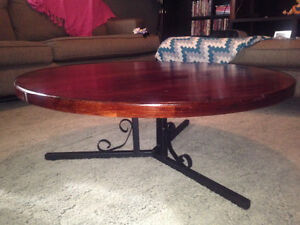 Mahogany Coffee Table Sarnia Sarnia Area image 1