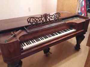 Suitcase Grand piano. As Is, Where Is. free